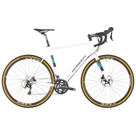 Serious Grafix Comp Cyclocross hvid/sort